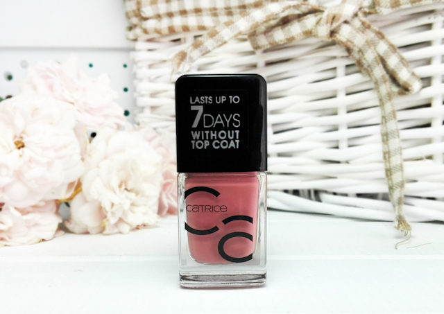 Catrice ICONails Gel Lacquer 09 Vintagged Pink