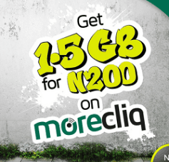 How to Activate Cheap 9Mobile 1.5GB for N200 Morecliq Data Offer