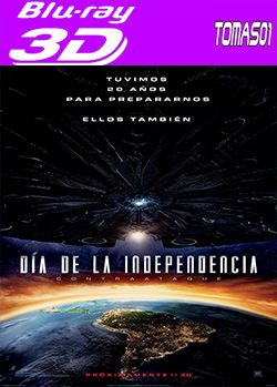 Día de la Independencia 2: Contraataque (2016) 3D Full HOU