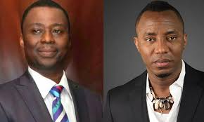 Daniel Olukoya against Sowore