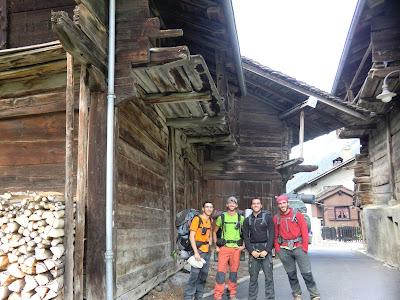 Issert Tour del Mont Blanc