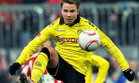 Football: Mario Götze