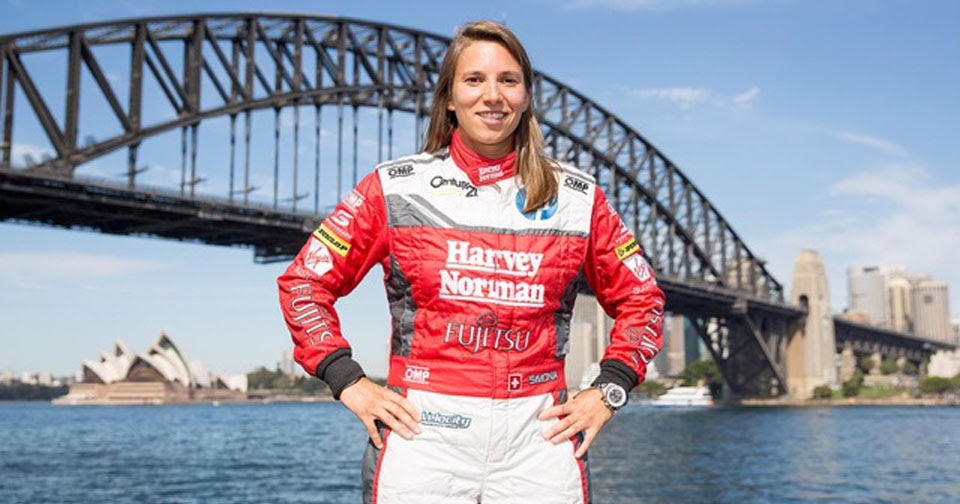 supercars bathurst 2017 with Simona De Silvestro Named As First Full on Craig Lowndes likewise Bathurst 1000 Great Race in addition The Big Picture Best Of Grid Girls 2013 together with Mostert Reveals Supercheap Auto Livery in addition 2015 V8 Supercars Teams And Drivers Social Media Guide.