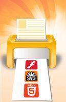 تحميل برنامج Print2Flash لتحويل ملفات اكسل او وورد او PDF الى صفحة HTML أو SVG