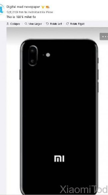 Foto Xiaomi Mi 5s dan Mi 5s Plus beredar: wujud asli, kotak retail dan poster promosi