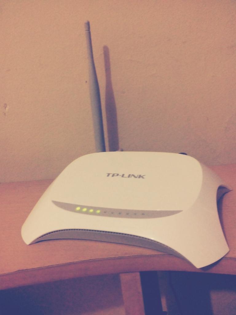 Share Internet Firstmedia dengan Router Wifi TP LINK - Riza Firli