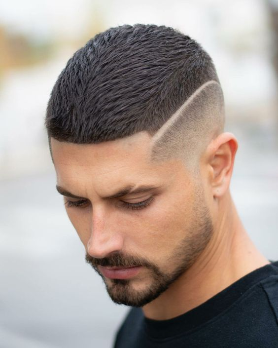 Cortes para cabello corto de hombre