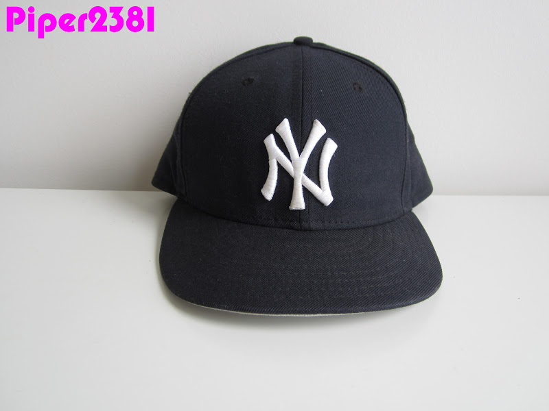 654ac858e07 After years of wearing my Yankees New Era fitted hat I finally decided to  wash it. The truth is I was just going to buy a new one because I wasn t ...