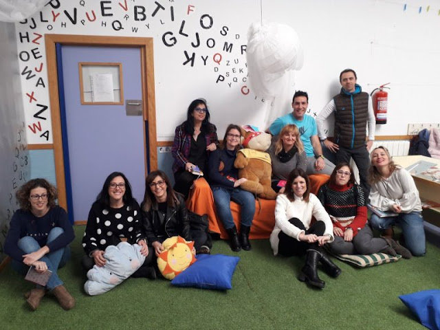 Formación docente entre iguales, Ministerio de Educación, Blog de Enseñanza UGT Ceuta