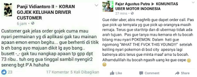 Rela Keliling Jakarta Hingga Naik Gojek Demi Pokemon Go