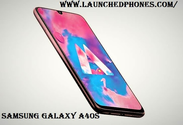 smartphones are launched inwards mainland People's Republic of China together with Hong Kong Samsung Milky Way A40s launched to tackle M30