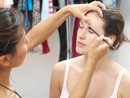 Wei Jien Amp Sue Lynns Wedding Wedding Prep Make Up Artist