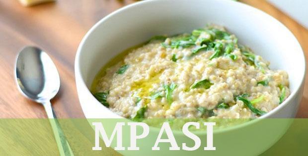 resep makanan pendamping asi mpasi bayam jagung Resepi Jagung Bakar Keju Enak dan Mudah