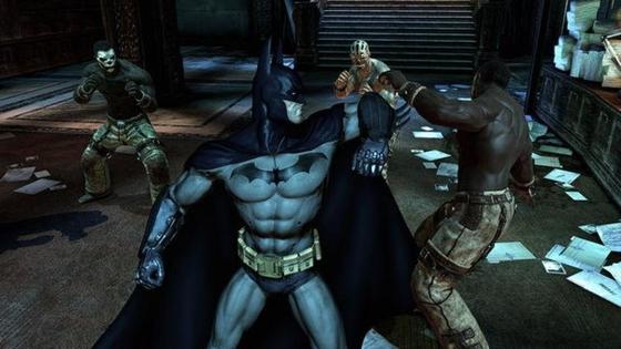 Top 6 Videojuegos de Batman
