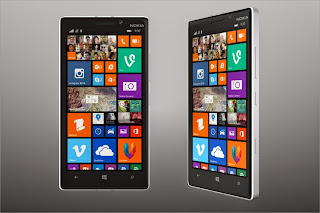 Nokia Lumia 930 con Windows Phone