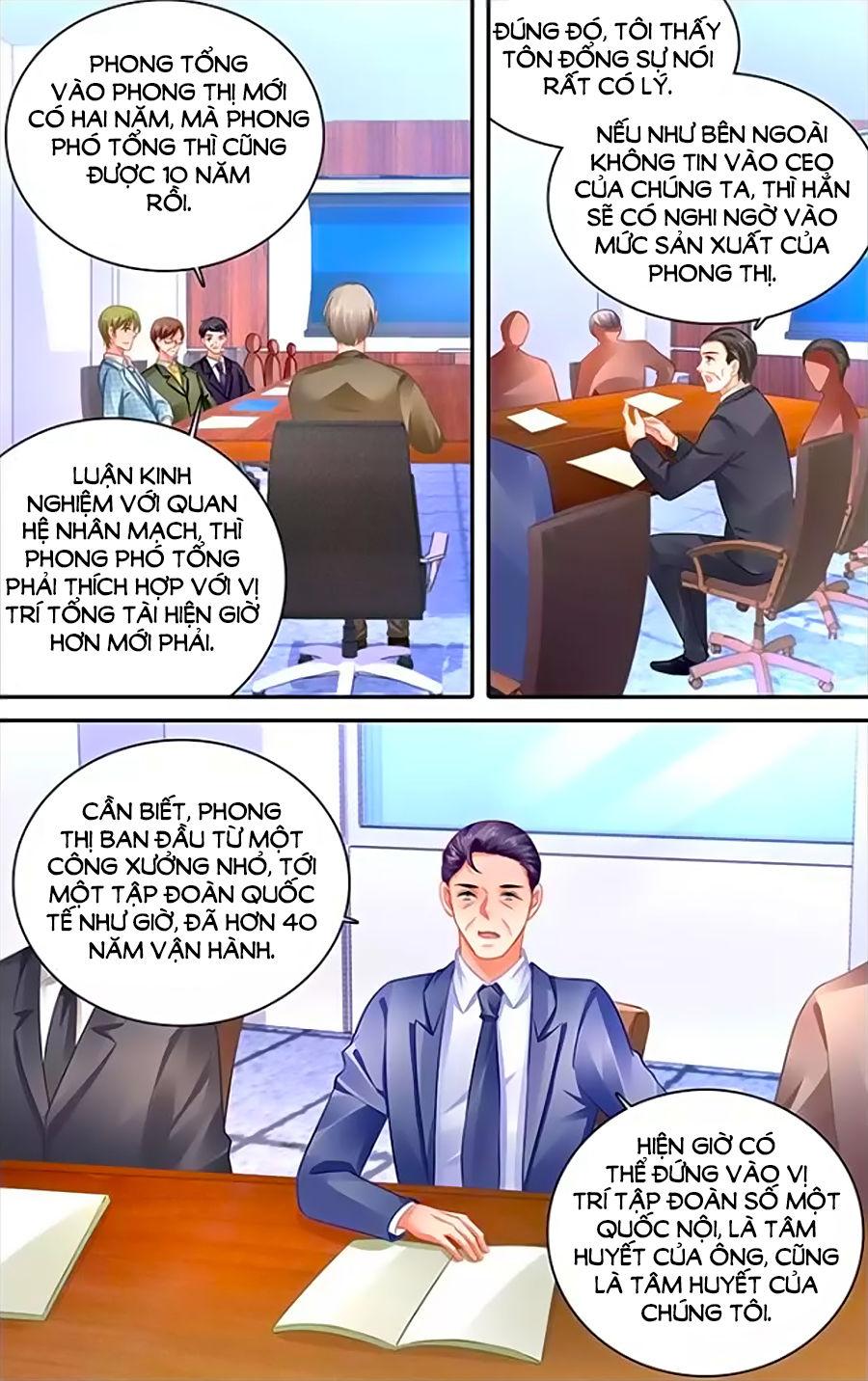 Thuần Tình Nha Đầu Hoả Lạt Lạt chap 478 - Trang 8