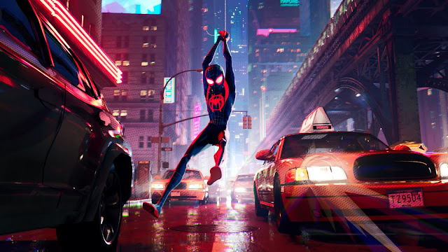 Spider-Man Into the Spider Verse 2018 [Hindi Dubbed]