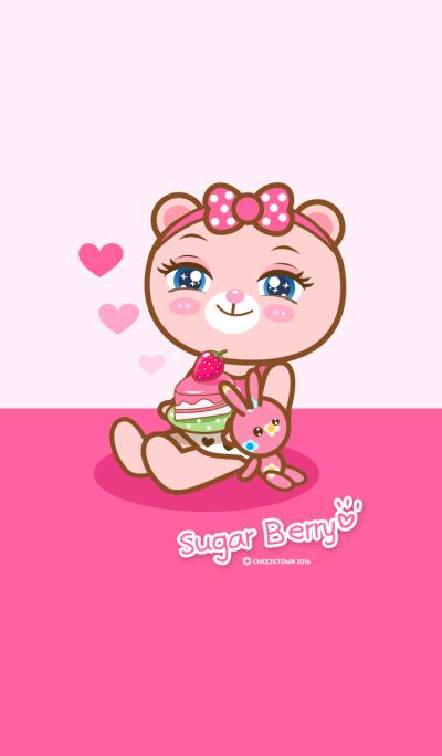 Sugar Berry And Cake