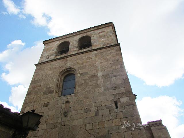 Exterior Santo Tomás