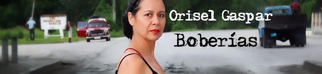 Orisel Gaspar Boberías