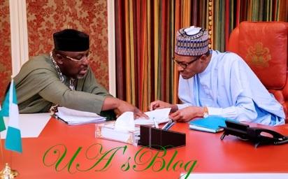 Senate Presidency: What I told Buhari about Saraki's replacement – Okorocha reveals