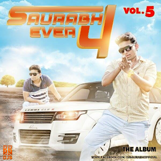 SAURABH 4 EVER VOL 5 – DJ SAURABH MUMBAI