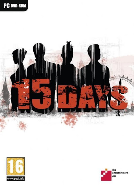 15 Days - PC - Multi4 - Portada