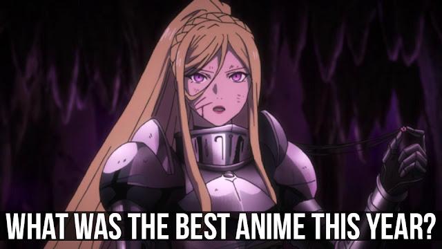 Głosowanie na najlepsze anime 2015 roku na Kotaku