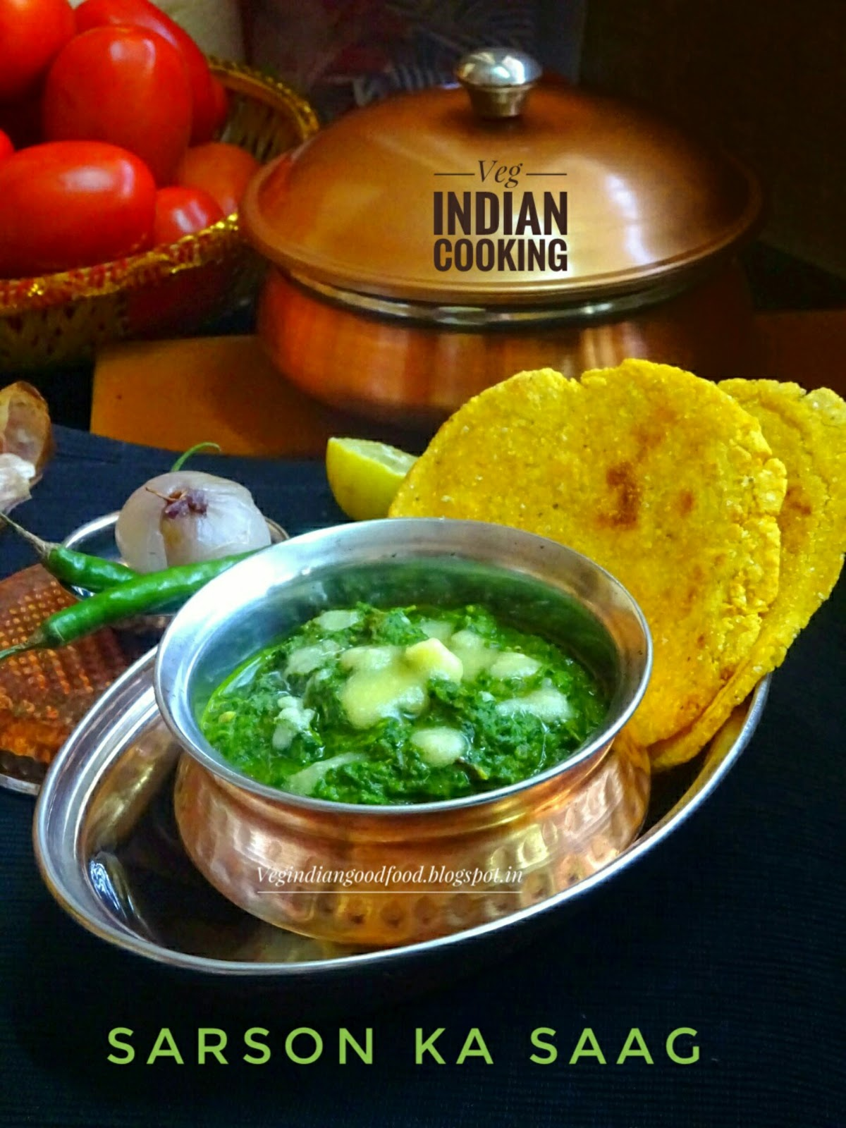 Veg indian cooking sarson ka saag forumfinder Gallery