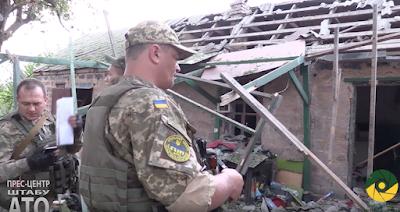 В Авдеевке во время обстрела погибли 4 местных жителей