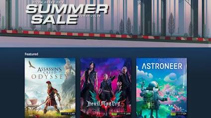 Điểm mặt những tựa game hot mùa Steam Summer Sale 2019