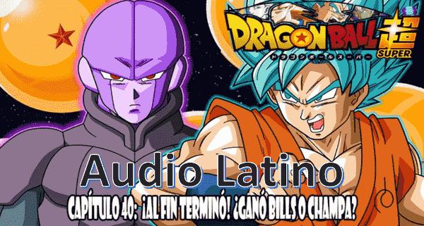 Ver capitulo 40 en audio latino online, Hit consigue evadir el KameHameHa de  son Goku, Consiguiendo el respeto entre ambos.