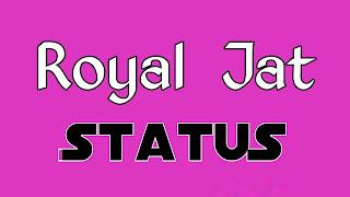 Royal jat status photo