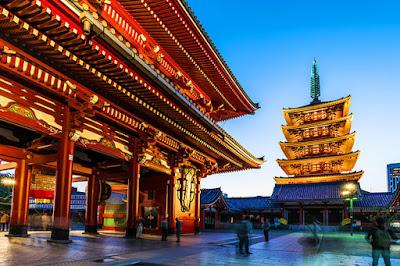Kuil Sensoji / Sensoji Temple