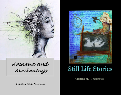 2 Forthcoming Poetry Chapbooks by Cristina M. R. Norcross and a Book Launch Party!