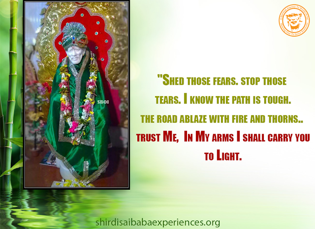 Shirdi Sai Baba Blessings - Experiences Part 2619