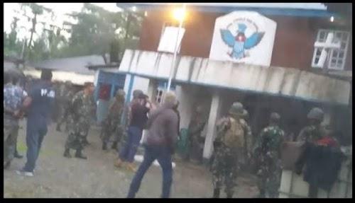 Kronologis Penembakan 2 Aktivis KNPB Timika