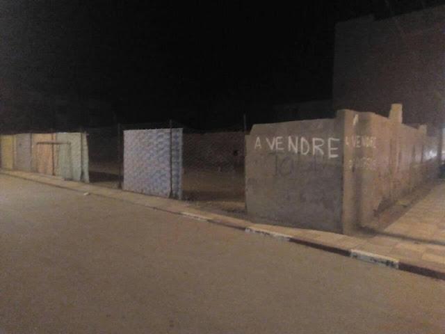 Terrain 650 m2 Titre R+4 Avec 2 facade a Arfod