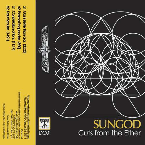 Sungod - Cuts From The Ether