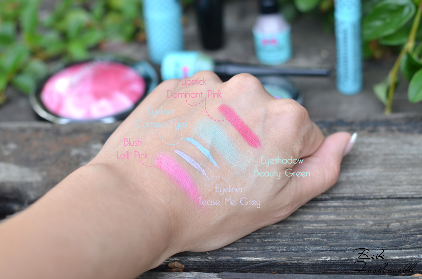 Fabulous Fifties Swatches