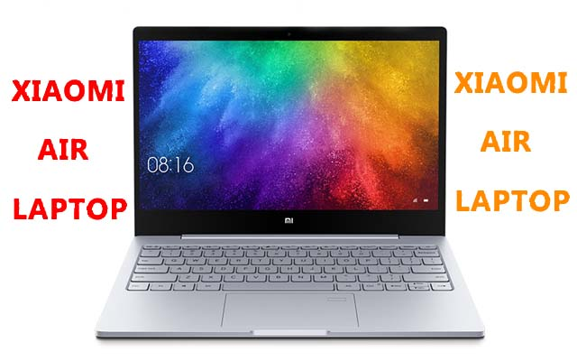 Xiaomi Launched Mi Notebook Air 13.3-Inch, 15.6-Inch: Price, Specifications
