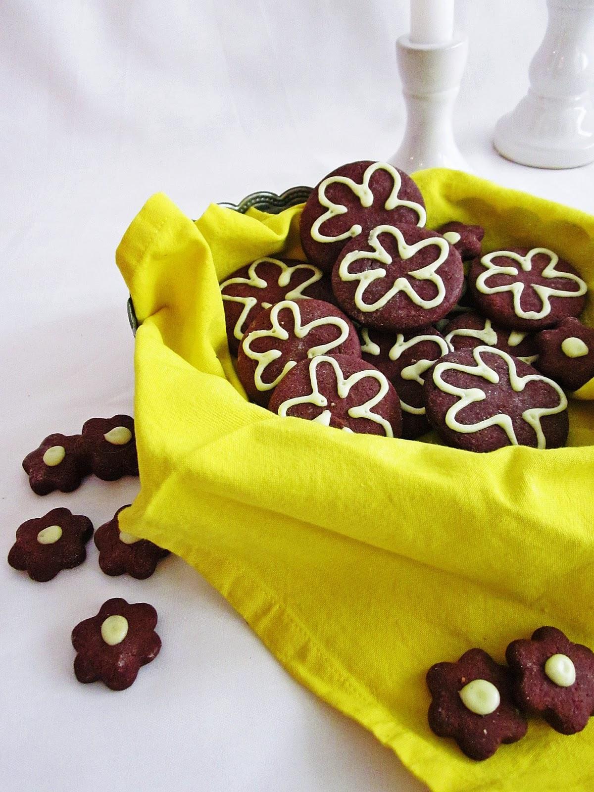 Kekse mit Icing