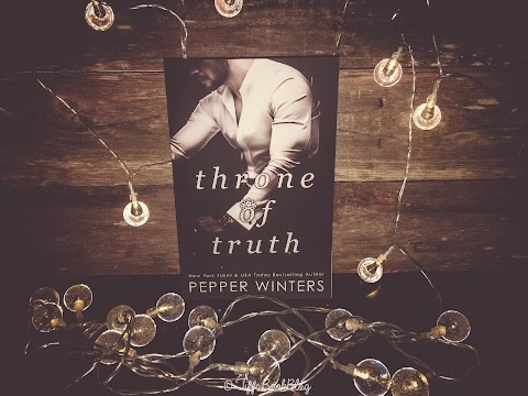 Currently Reading: Throne Of Truth by Pepper Winters