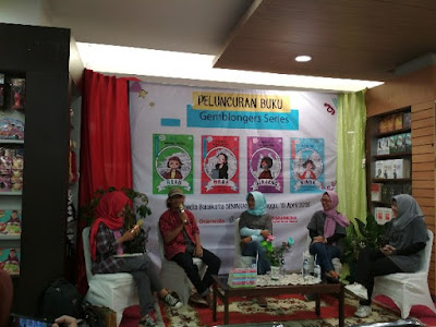 Novel Gemblongers Series Semarang