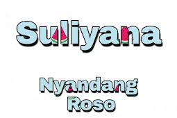 Kunci Gitar Suliyana Nyandang Roso