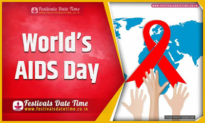 2022 World AIDS Day Date and Time, 2022 World AIDS Day Schedule and Calendar