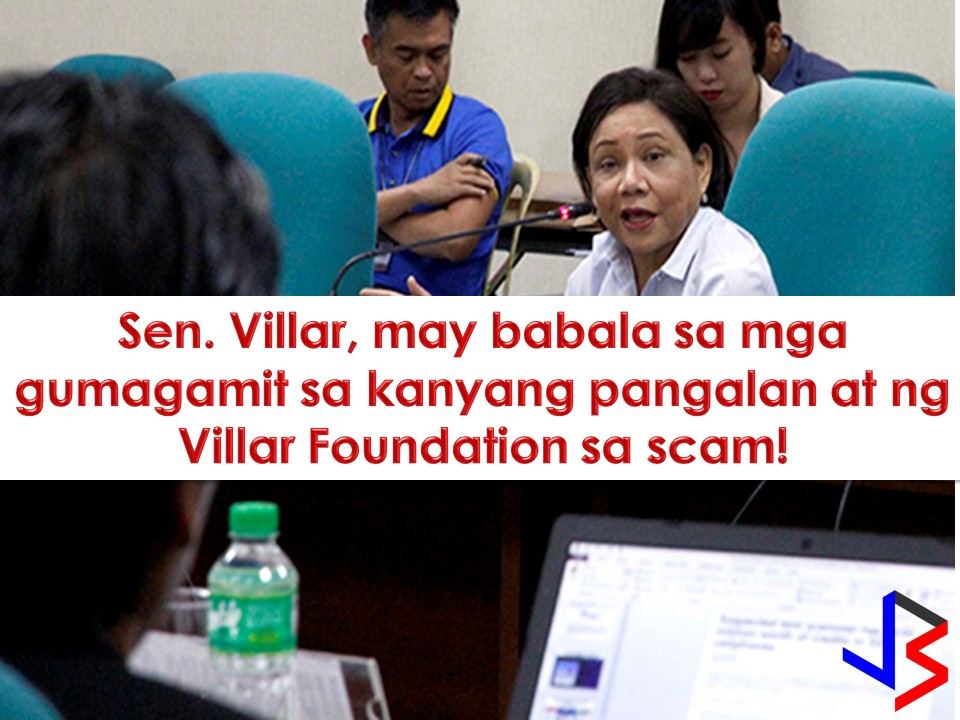 Text scams and social media post using prominent names of public officials or government offices are not new in our country.  Common names being used in scams are the Philippine Charity Sweepstakes Office or PCSO and the Banko Sentral ng Pilipinas allegedly that the receiver of the text messages has won a big prize.