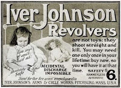 Iver Johnson Revolvers