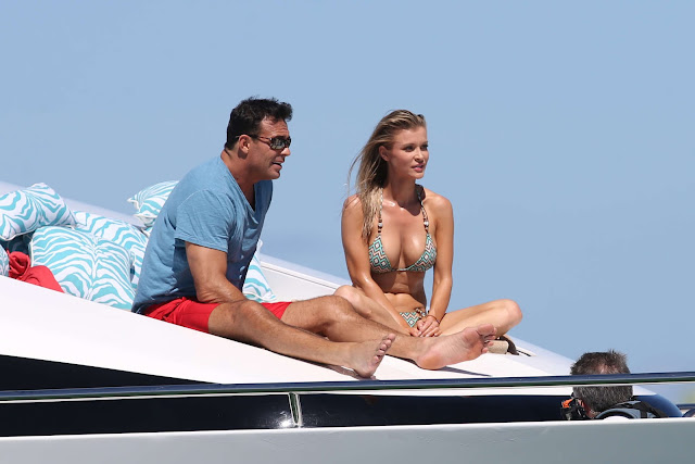 Joanna Krupa in Bikini in Miami