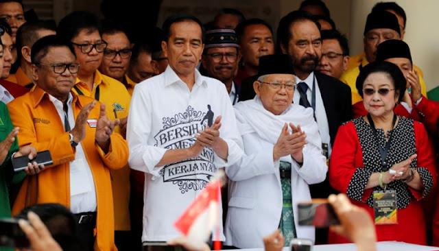 Jokowi Gandeng Maruf Amin, Untung Atau Buntung?